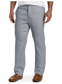 Tommy Stretch Linen on the Beach Pants