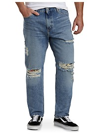 Levi's 541 Athletic-Fit Ripped Jeans