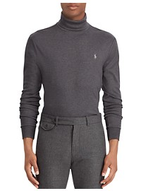 Polo Ralph Lauren Soft-Touch Knit Turtleneck
