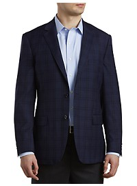 Daniel Hechter Check Windowpane Sport Coat