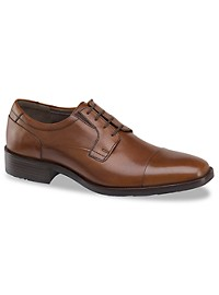 Johnston & Murphy Lancaster Cap-Toe Oxfords