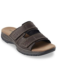 Dunham Bootmakers Newport Slide Sandals