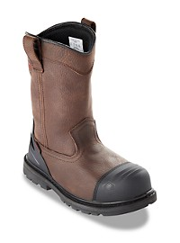 "Avenger 6"" Composite-Toe Waterproof Wellington Boots"