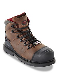 "Avenger 6"" Composite-Toe Waterproof Lace-Up Boots"