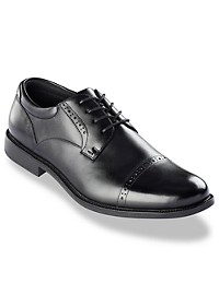 Nunn Bush Nantucket Waterproof Cap Toe Oxfords