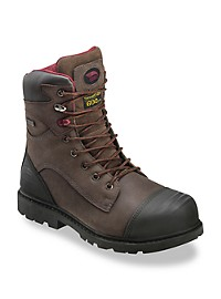"Avenger 8"" Waterproof Carbon Toe Work Boots"