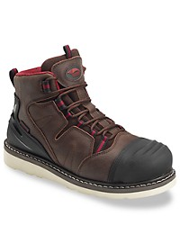 Avenger Carbon Composite Toe Lace Up Work Boots