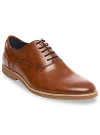 Steve Madden Nunan Plain Toe Lace Oxfords