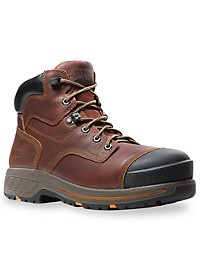 "Timberland 6"" PRO Helix Composite Toe Safety Work Boots"