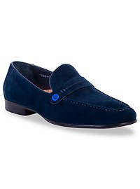 Robert Graham Lima Button Loafers