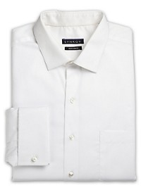 Synrgy French-Cuff Dress Shirt