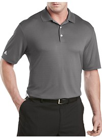 adidas Golf Solid Polo Shirt