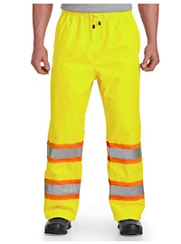 Work King 300D Safety Rain Pants