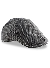 New York Accessory Herringbone Driving Cap