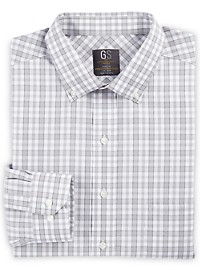 Gold Series Large Check Dress Shirt