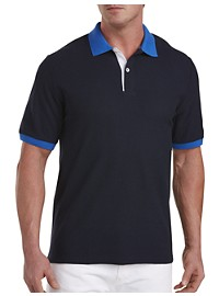 Harbor Bay Piqué Polo Shirt