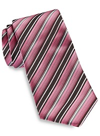 Synrgy Tonal Narrow Stripe Tie