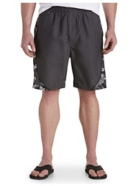 Harbor Bay Colorblock Swim Trunks