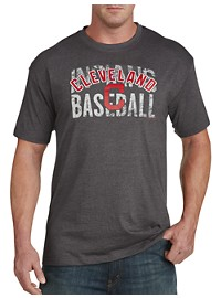 MLB Granite Heather Team Tee