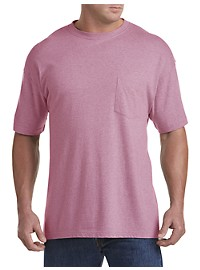 Harbor Bay Moisture-Wicking Pocket T-Shirt