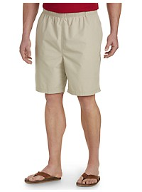 Harbor Bay Elastic-Waist Shorts