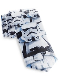 Star Wars Stormtroppers Panel Tie