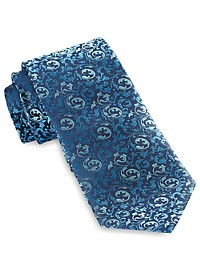 Synrgy Tight Swirly Vine Tie