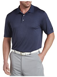 Reebok Golf Speedwick Heathered Polo Shirt