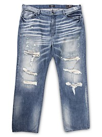 MVP Collections Slider Relaxed-Fit Jeans