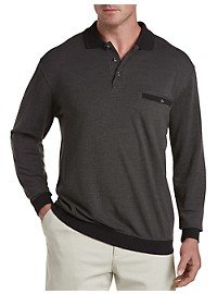 Harbor Bay Birdseye Polo Shirt