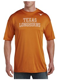 Collegiate Texas of Texas Performance Tee