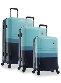Nautica 3-Piece Hardside Luggage Set