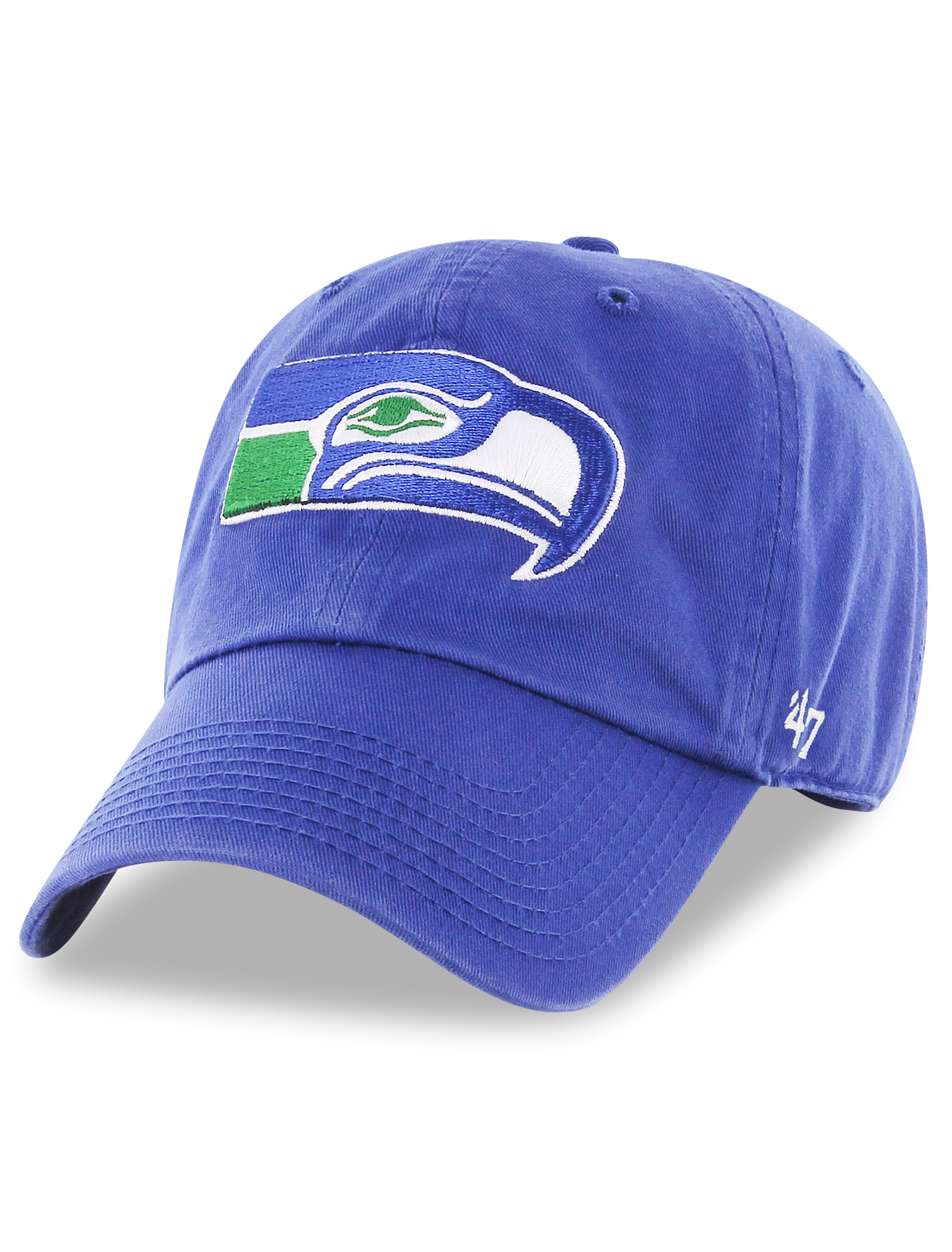 '47 Brand NFL Seattle Seahawks Retro Clean Up Baseball