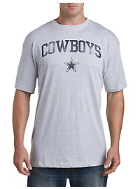 NFL Dallas Cowboys Heather Tee