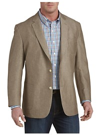 Jean-Paul Germain Linen-Blend Sport Coat