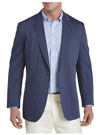 Jean-Paul Germain Stripe Cotton-Blend Sport Coat