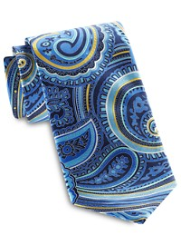 Geoffrey Beene The Paisley Season Tie