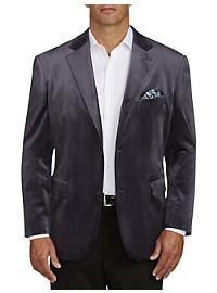 Oak Hill Velvet Jacket-Relaxer Sport Coat