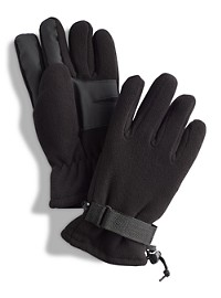 New York Accessory Group Finger Logic, Adjustable Fleece Gloves