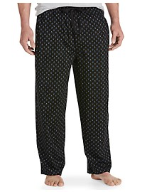 Harbor Bay Printed Jersey Knit Pants