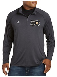 NHL adidas Performance 1/4-Zip Pullover