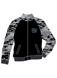 NFL Full-Zip Camo Track Jacket