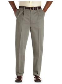 Oak Hill Premium Stretch Pleated Pants