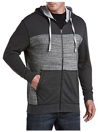PX Clothing Funnel-Neck Hoodie