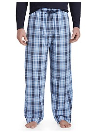 Harbor Bay Plaid Woven Lounge Pants