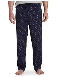 Harbor Bay Paisley Knit Lounge Pants