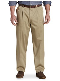 Dockers Iron-Free Pleated Khakis