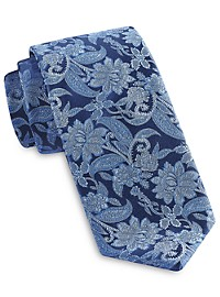 Synrgy Exploded Floral Tie