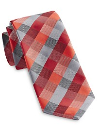 Synrgy Medium Tonal Plaid Tie