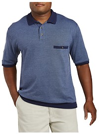 Harbor Bay Diamond Polo Shirt